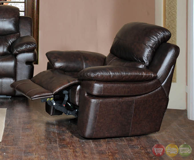Jess Traditional Reclining Living Room Set With Plush