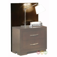Jessica Set of Two Nightstand Back Panels Only (Nightstands not included) 200710