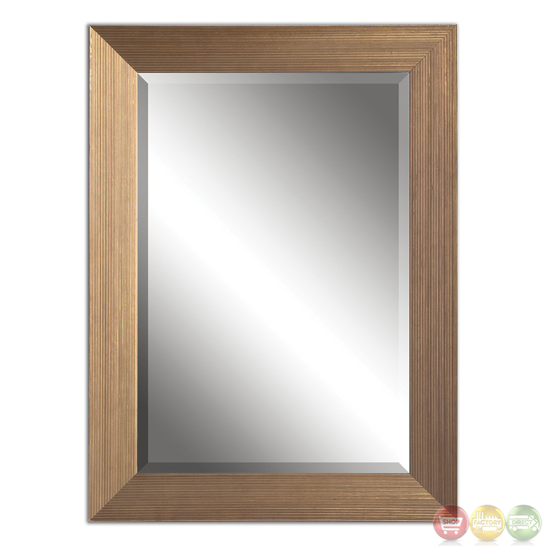 Karim traditional gold mirror 14605 for Traditional mirror
