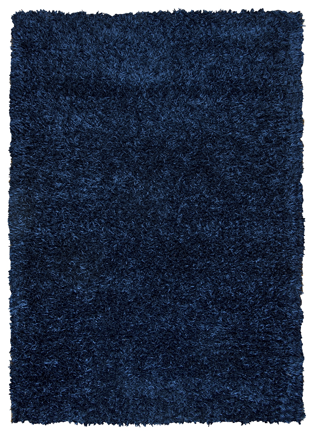 Kempton Ultra Plush Hand Tufted Area Rug In Dark Blue 8