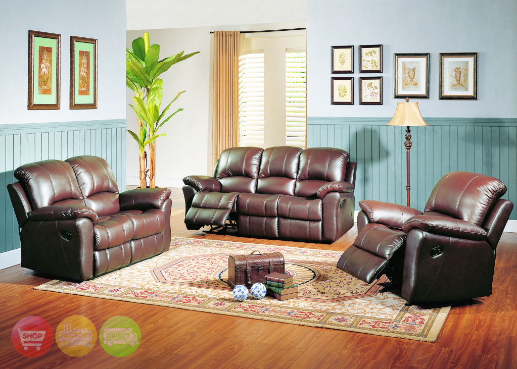 brown leather living room modern house. Black Bedroom Furniture Sets. Home Design Ideas