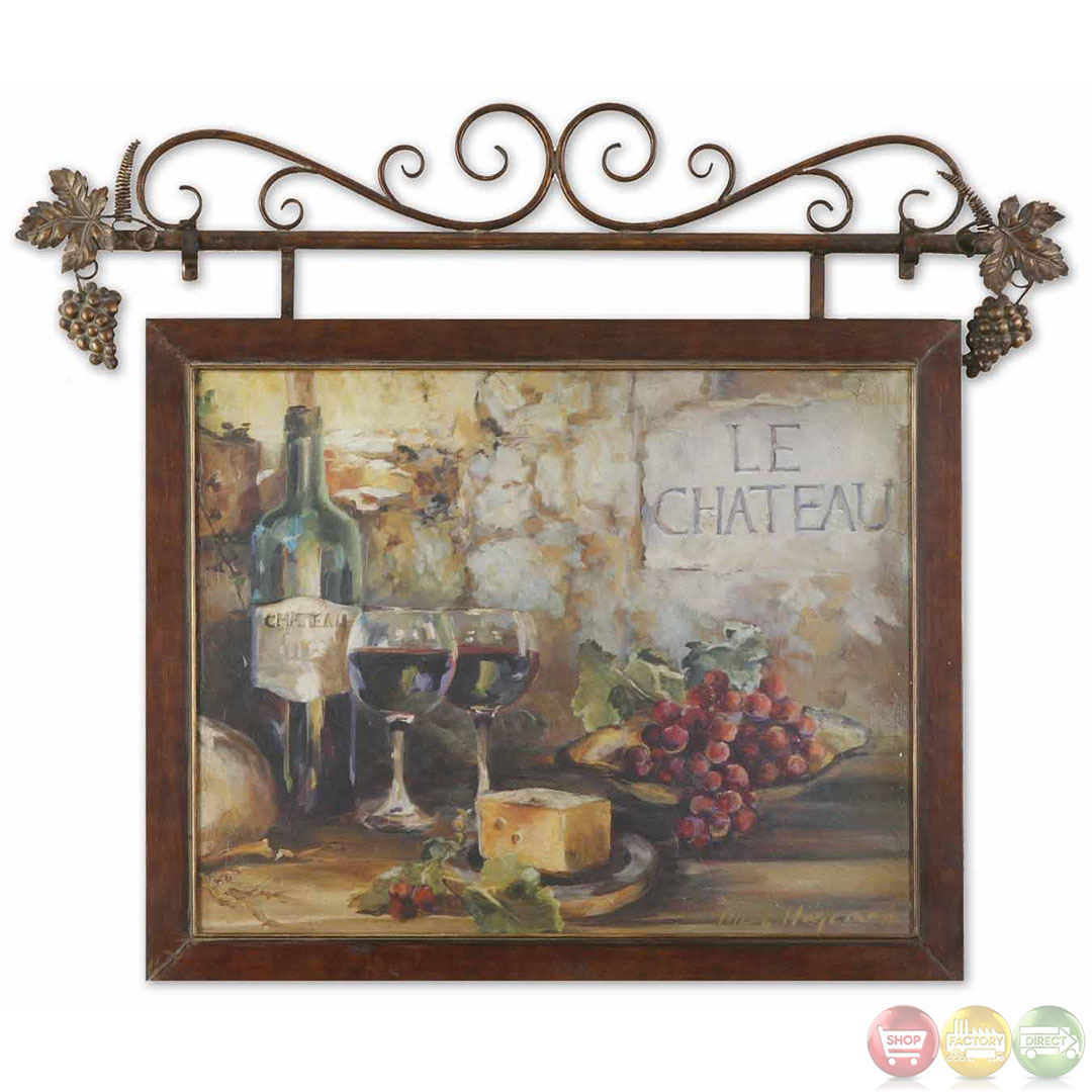 Decorative wall art for Kitchen framed wall art