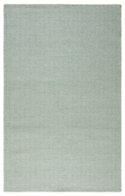 Rizzy Rugs Light Green Transitional Hand Woven Dhurrie Area Rug Twist TW2927