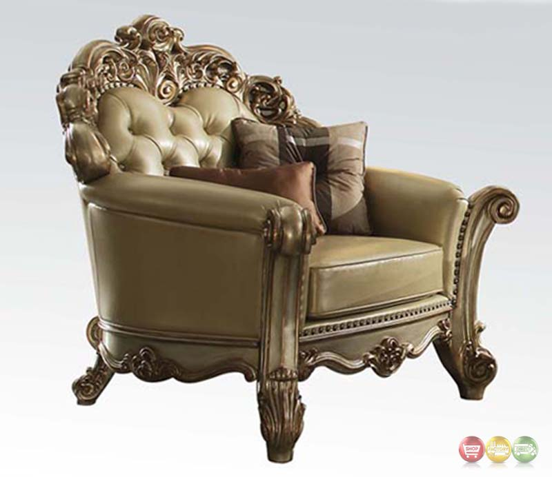 Vendome living room set vendome collection furniture for Formal living room furniture sets