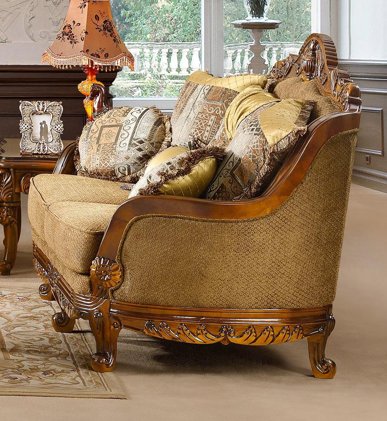 Luxurious Traditional Style Formal Living Room Furniture Set Hd 902