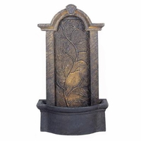 Meadow Floor Fountain Bronze Heritage Elegant Vine - 50770BH