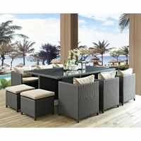 MetroMod Outdoor Dining Furniture