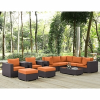 MetroMod Outdoor Seating Furniture