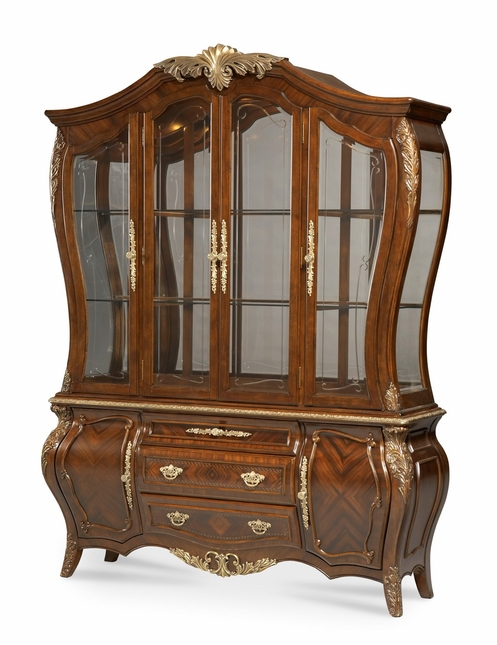 Michael Amini Imperial Court Radiant Traditional China Cabinet Clearance*