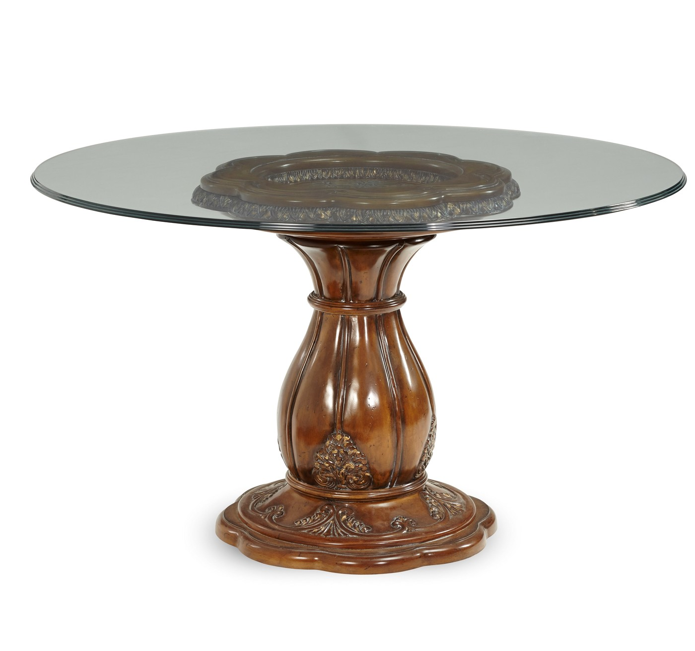 Round glass top dining table shop factory direct Round glass table top