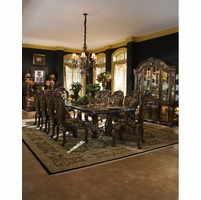Michael Amini Oppulente Luxury Formal Dining Room Set by AICO