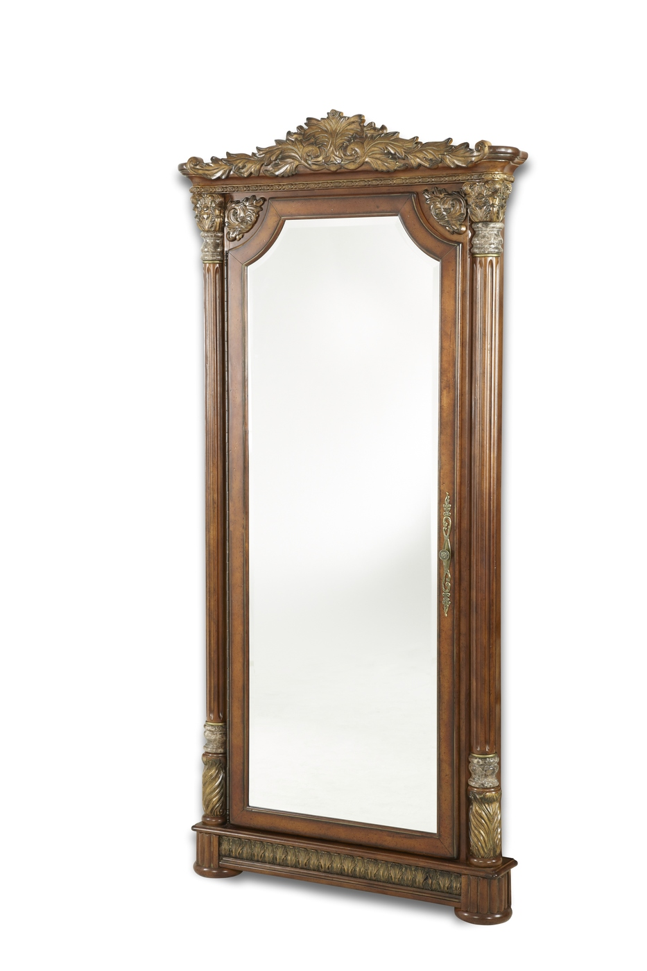 Michael Amini Villa Valencia Wall Accent Mirror With
