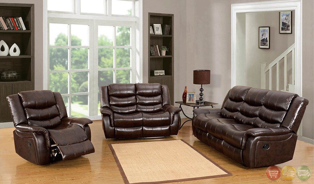 Miguel traditional formal living room set with plush for Plush living room furniture
