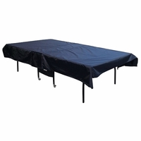 Moisture resistant 122.8 inch Table Tennis Cover-Black
