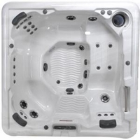 Molokai Spa Hot Tub Leisure Bay Jets Acrylic Elite
