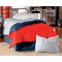 Monster Contemporary Youth Full Size Metal Bed