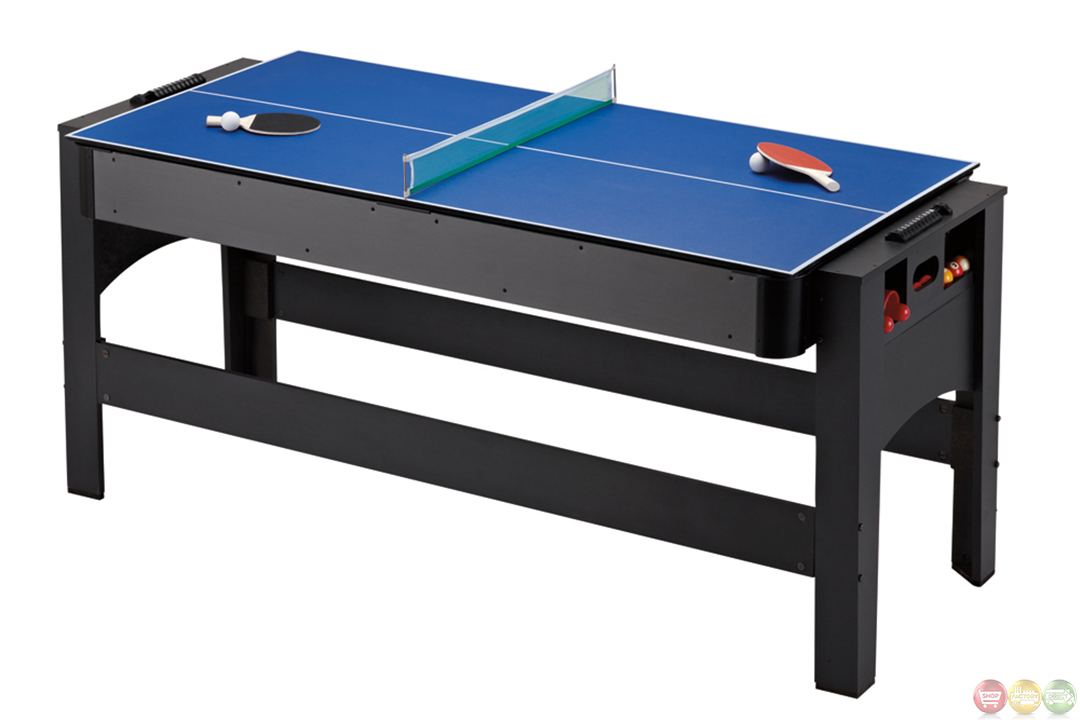billiards 3 in 1 multi game table pool air hockey amp