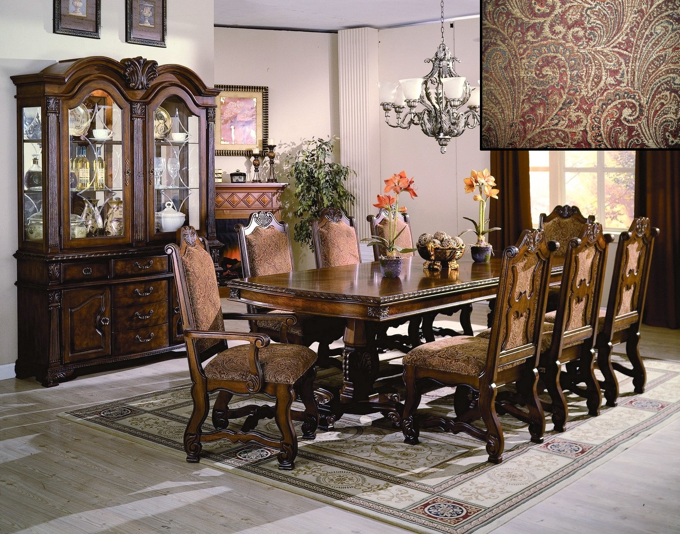 Chairs Dining Room: Renaissance Dining Room Furniture
