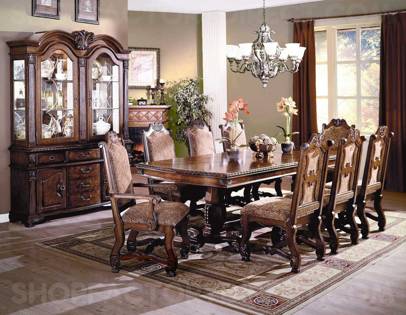renaissance dining room furniture neo renaissance dining table. Black Bedroom Furniture Sets. Home Design Ideas