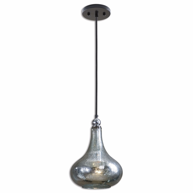 Norbello Contemporary 1 Light Mini Pendant 21986