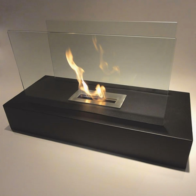 Nu-Flame Fiamme Freestanding Indoor Floor Fireplace