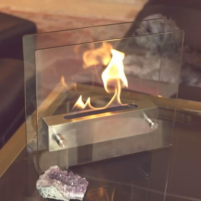 Nu-Flame Irradia Eco Friendly Tabletop Fireplace
