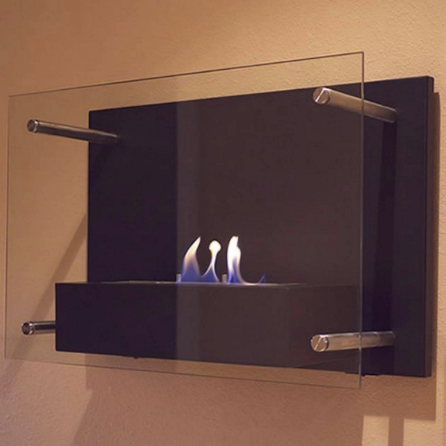 Nu-Flame Radia Indoor Wall Mounted Fireplace