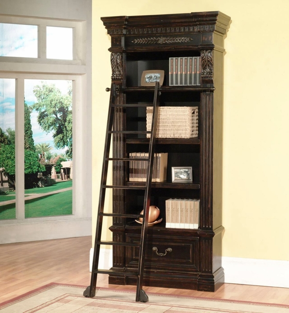 Parker House Grand Manor Palazzo Italian Museum Bookcase GGRA-PACK-D