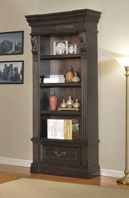 Parker House Grand Manor Palazzo Italian Museum Bookcase GPAL-9030
