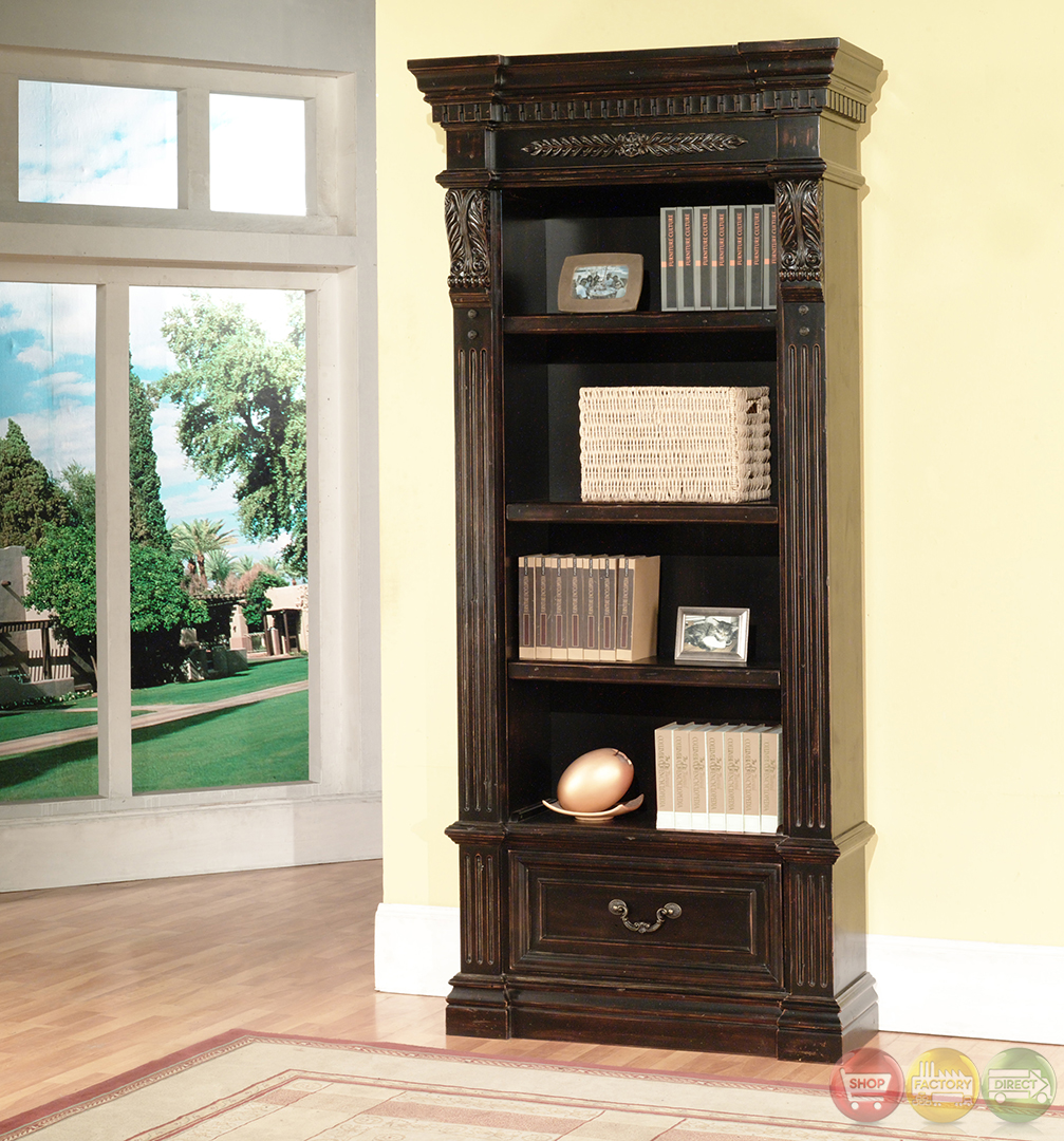 Parker House Grand Manor Palazzo Italian Museum Bookcase Gpal 9030
