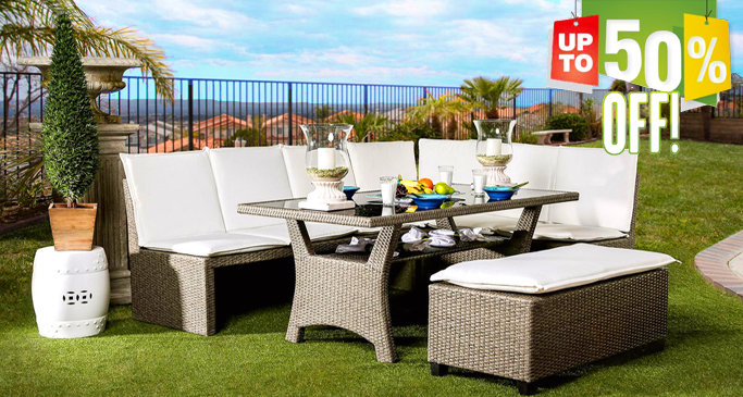 Casual Outdoor Patio Furniture Collections