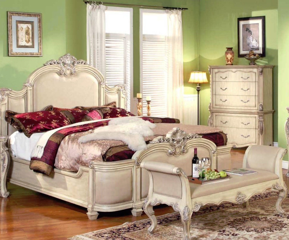 Shopfactorydirect bedroom furniture sets shop online and - Traditional white bedroom furniture ...