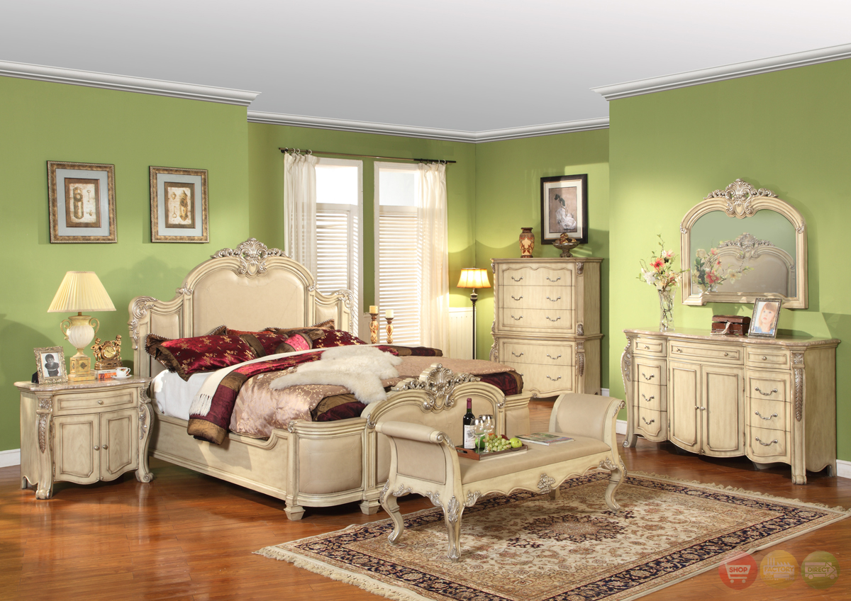 Shopfactorydirect bedroom furniture sets shop online and for Traditional bedroom furniture