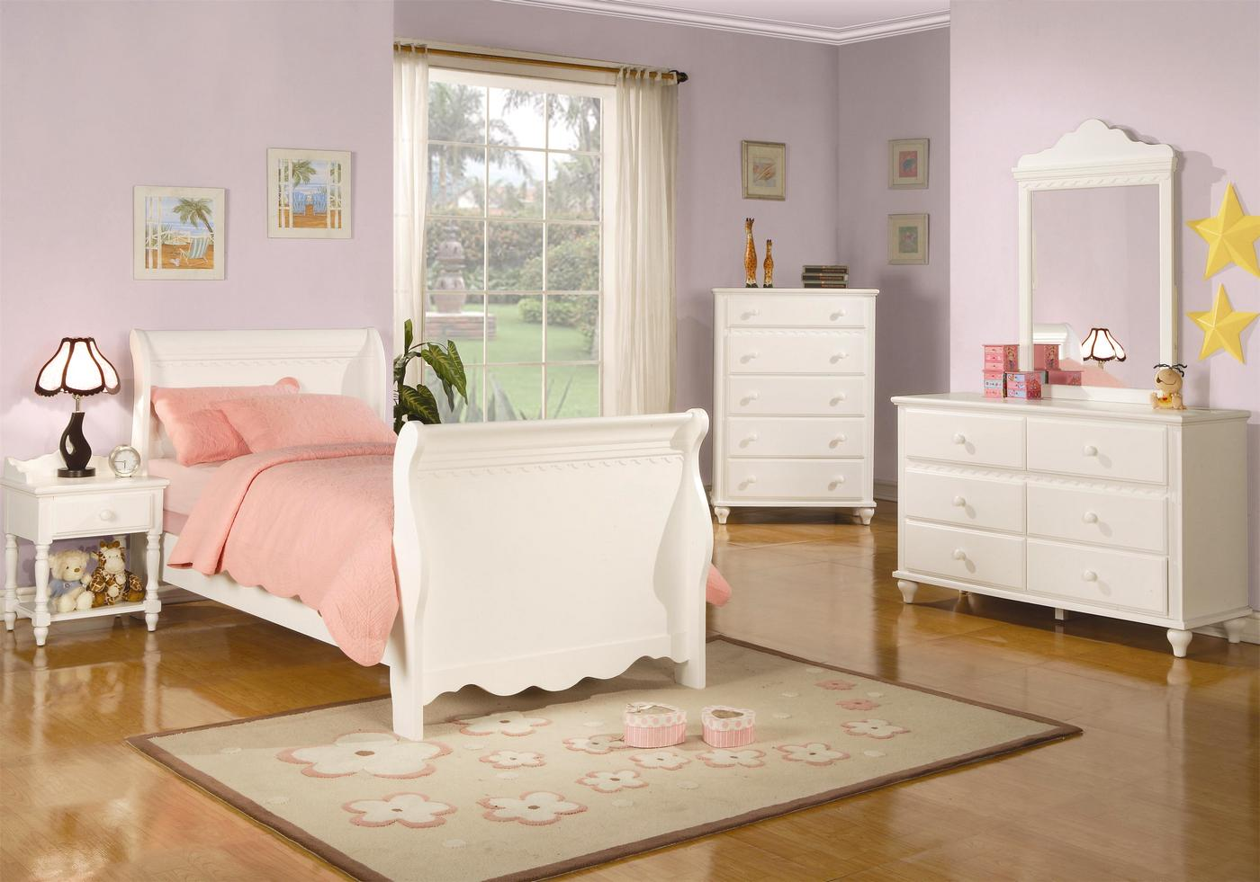 TOP 15 Antique white bedroom furniture for girls 2017 ...