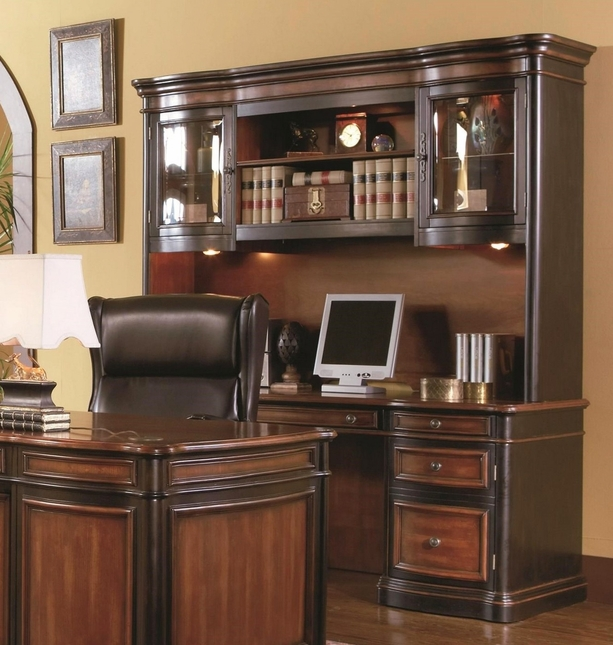 Pergola Grand Style Office Credenza/Hutch/Computer Desk 800500