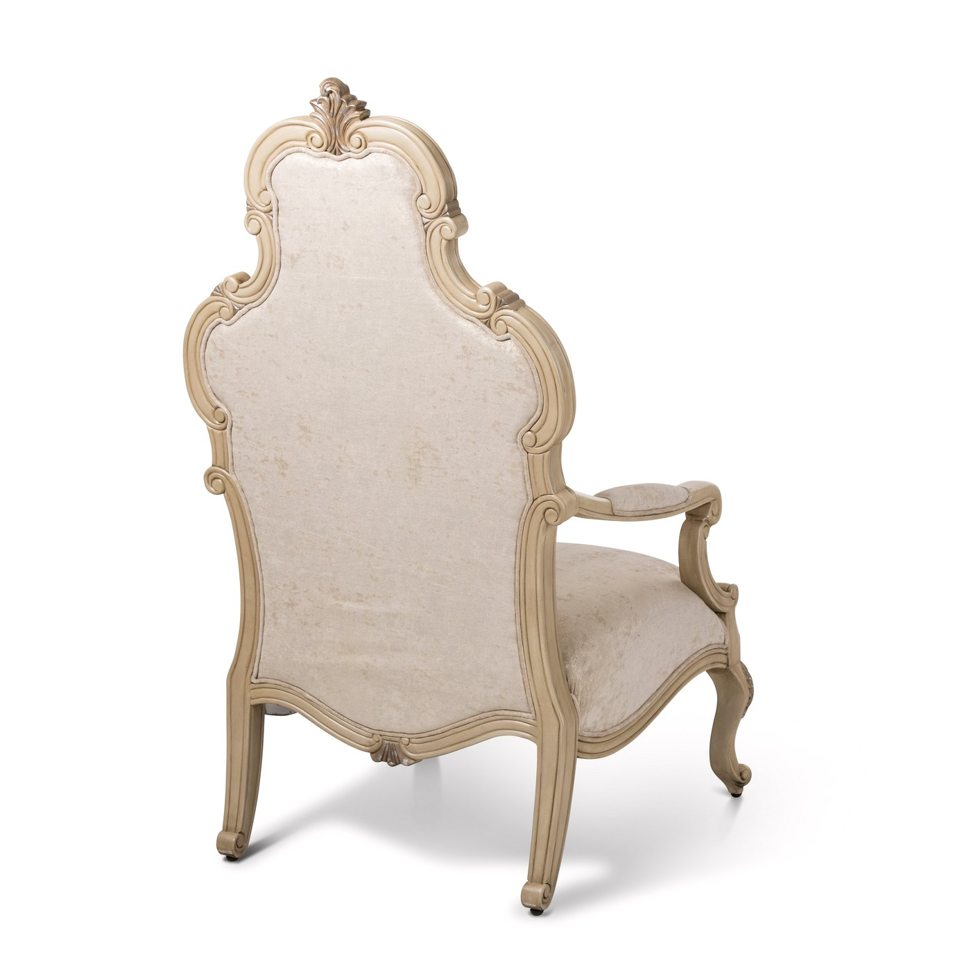 Platine De Royale French Provincial Accent Chair In
