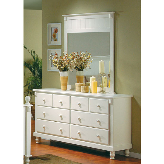 pottery distressed white new england style bedroom furniture set free shipping. Black Bedroom Furniture Sets. Home Design Ideas