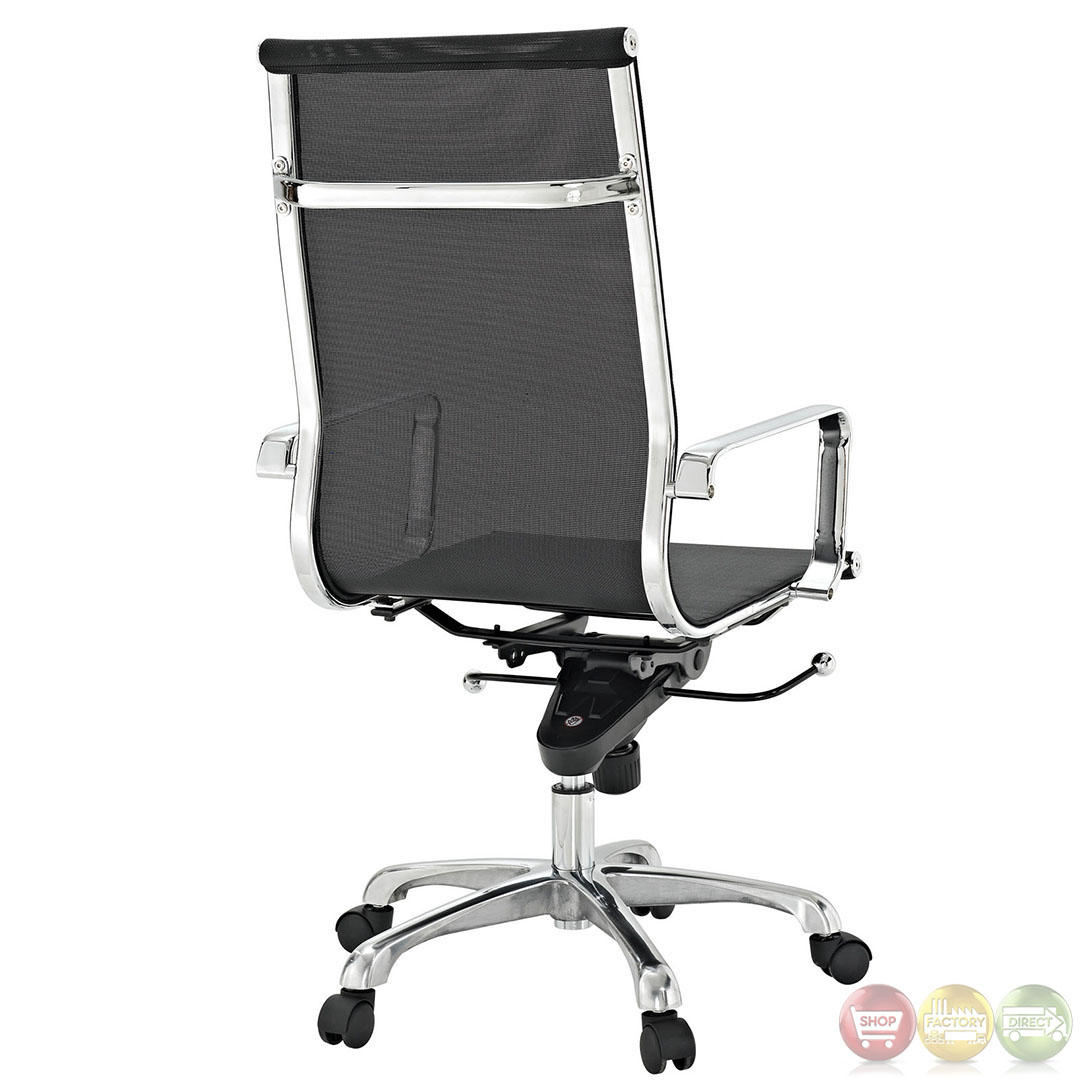 Regis Contemporary Modern Office Chair With Adjustable