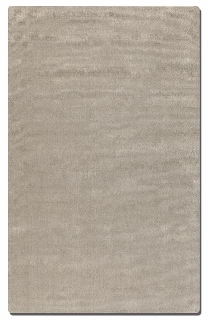 Rhine Cloud White Hand Tufted Wool Rug 73039