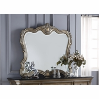 Roma French Provincial Dresser Mirror Antique Silver