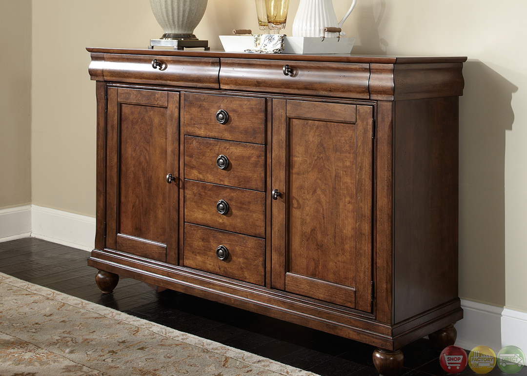 Sideboard Styling Traditional