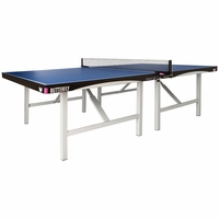 The Contender Outdoor Table Tennis Ping Pong w/ Adjustable Leg Levelers