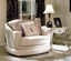 Titleist Luxurious Formal Living Room Furniture Set
