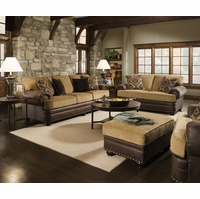Simmons Living Room Set. Traditional Beige Brown Living Room Sofa Set w  Rolled Arms Nailhead Accents Simmons Furniture Sofas Shop Factory Direct