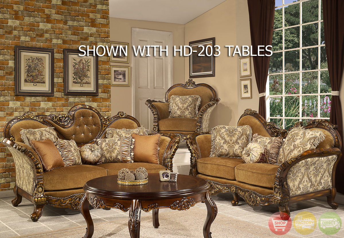 Traditional Formal Living Room Furniture Collection Hd