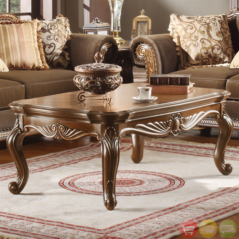 Traditional medium cherry formal sofa set with nail head for Formal sofa sets