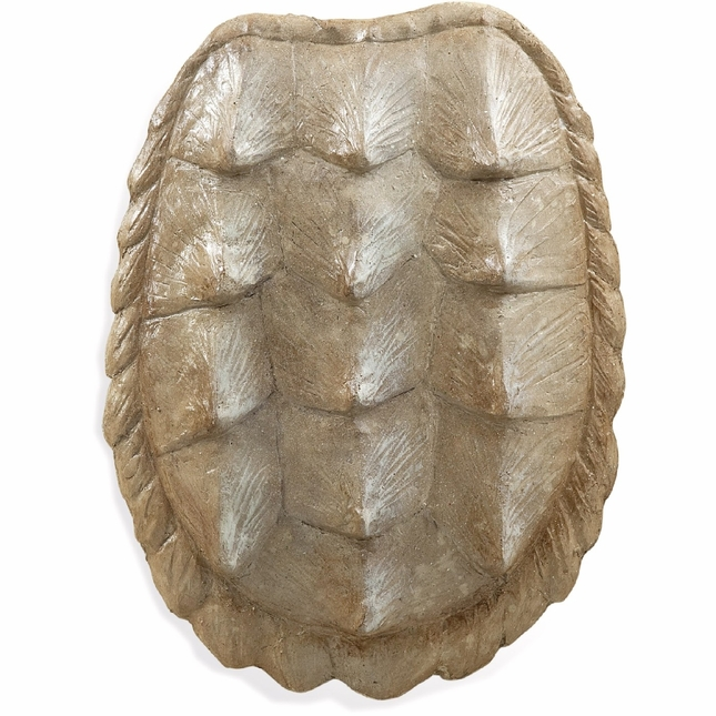 Turtle Shell I Transitional Wall Hanging Art 7500-631EC