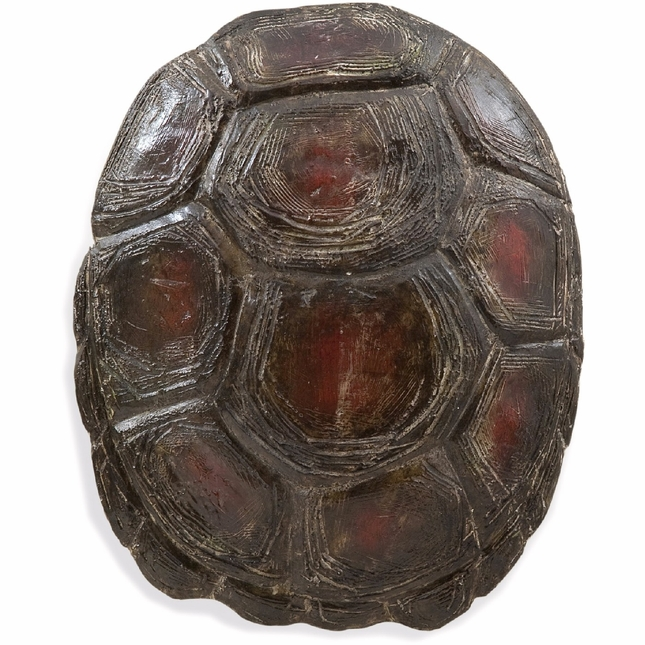 Turtle Shell III Transitional Wall Hanging Art 7500-633EC