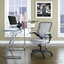 Veer Contemporary Ergonomic Mesh Multi-function Office Chair, Gray