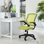 Veer Contemporary Ergonomic Mesh Multi-function Office Chair, Green